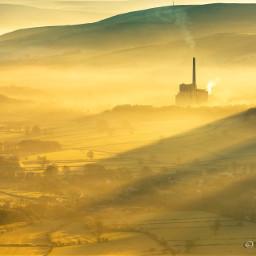 picsart photography sunrise peakdistrict derbyshire