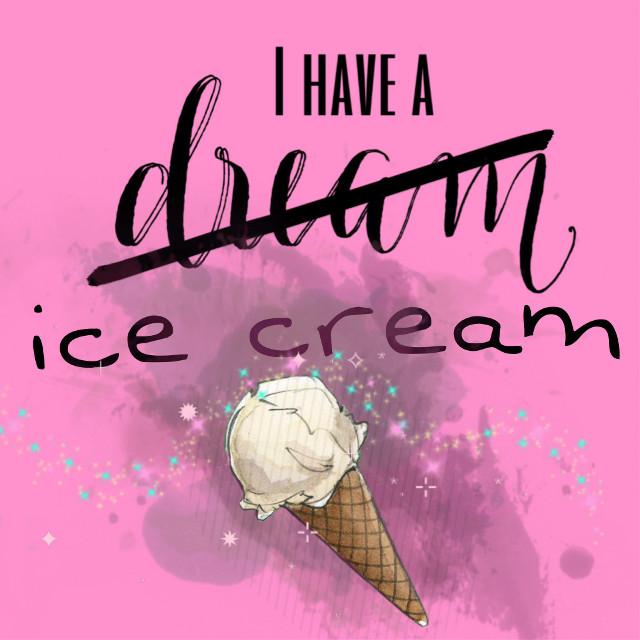 #FreeToEdit #helado #icecream
