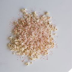 popcornremix freetoedit glitter popcorn food