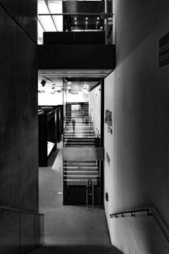rome blackandwhite museum city street