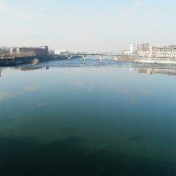 toulouse france river bridge myphotography freetoedit