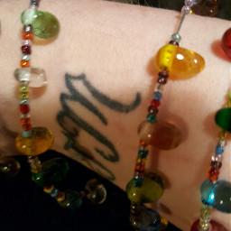 dpcarmcandy bracelet initals sonsinitals tattoo