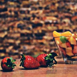 fruits fruitsalad colorful home freetoedit