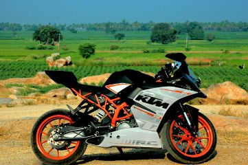 Ktm rc 200 new model 2017 hd photoshop
