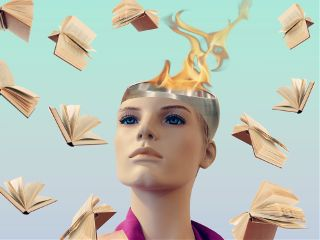 freetoedit books fire mannequin thinkaboutit