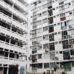 freetoedit hongkong architecture architecturephotography oldbuilding