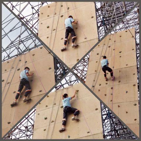 #adventures,#wallclimbing,#joyful,#memorable_day,#seeyouagainsoon,#freetoedit