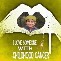 mikiesfight supportingmikie childhoodcancer childhoodcancerawareness gogold