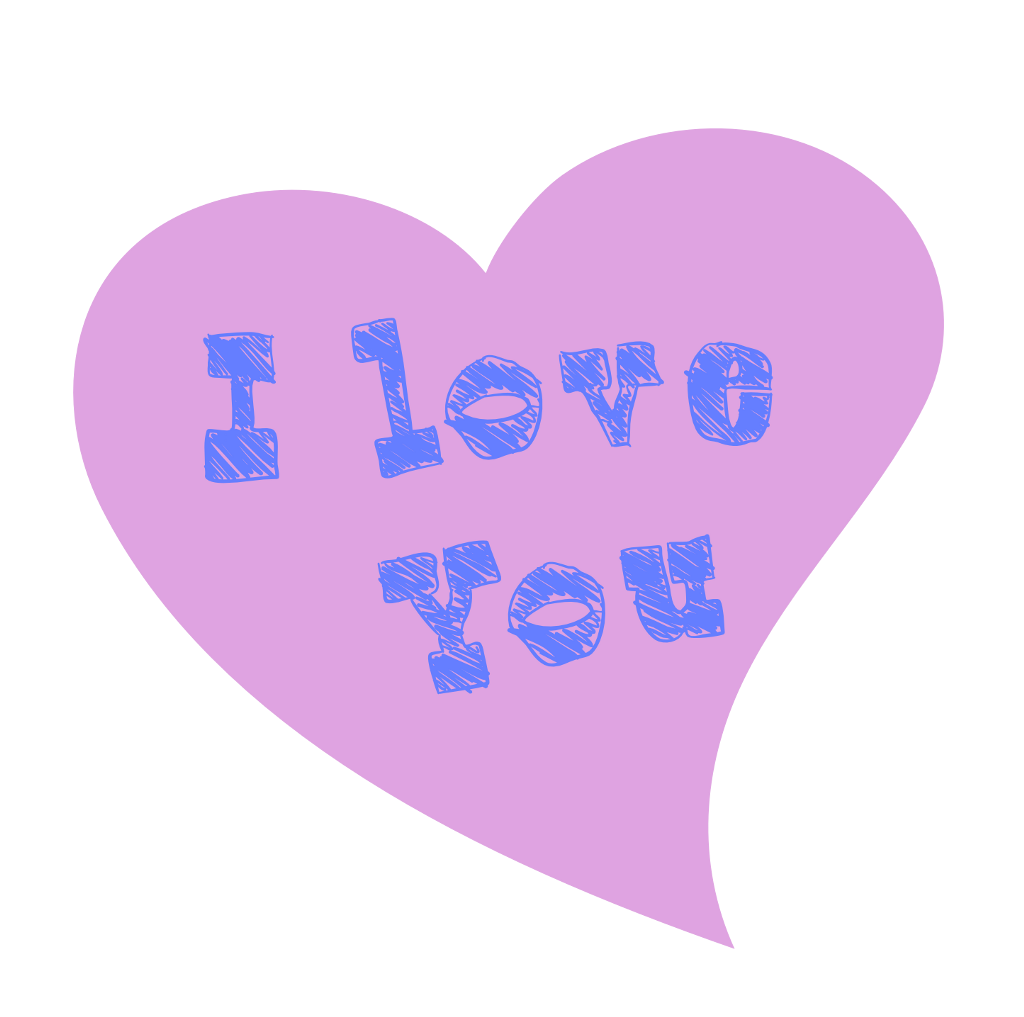 #ftestickers #heart #love #text #iloveyou  #textstickers