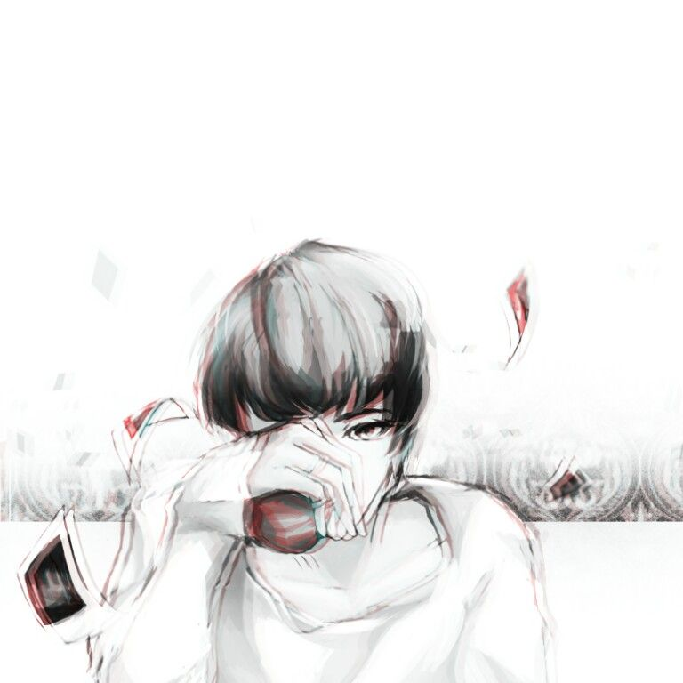 Wallpaper Seokjin Jin Bts Anime