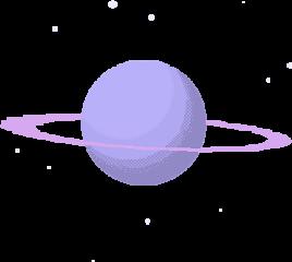 tumblr saturn space stars freetoedit
