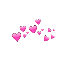 pink heart emoji freetoedit
